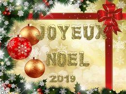 diaporama pps Joyeux Noël 2019