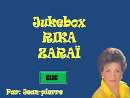 diaporama pps Jukebox Rika Zaraï