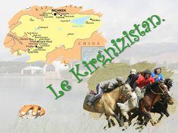 diaporama pps Kirghizistan