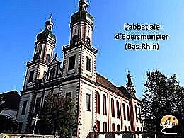 diaporama pps L'abbatiale d'Ebersmunster – Bas-Rhin