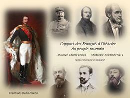 diaporama pps Apport des français au peuple roumain