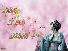 diaporama pps L'Asie et ses jardins I