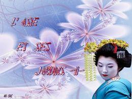 diaporama pps L'Asie et ses jardins II