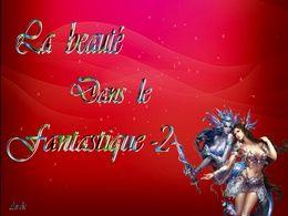 diaporama pps La beauté dans le fantastique II