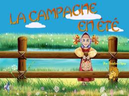diaporama pps La campagne en été