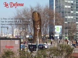 diaporama pps La Défense – Veretz en Touraine