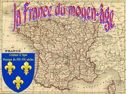 diaporama pps La France du Moyen Âge