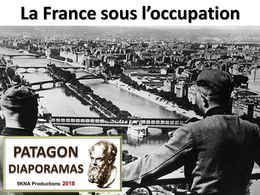 diaporama pps La France sous l'occupation