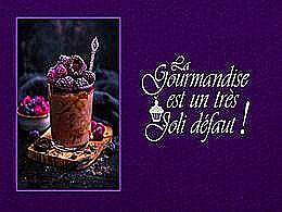 diaporama pps La gourmandise