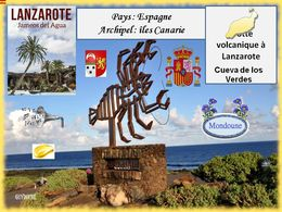 diaporama pps La grotte volcanique de Lazarote