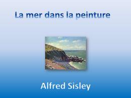 diaporama pps La mer dans la peinture