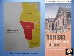 diaporama pps La Namibie vue par ses artistes