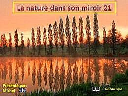 diaporama pps La nature dans son miroir 21