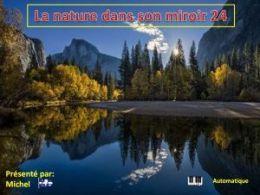 diaporama pps La nature dans son miroir 24