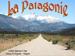 diaporama pps La Patagonie