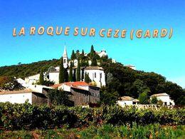 diaporama pps La Roque-sur-Cèze – Gard