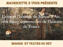 diaporama pps La vie et l'héritage de Jeanne d'Arc