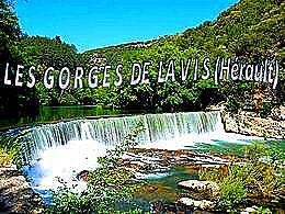 diaporama pps Les gorges de la Vis – Hérault
