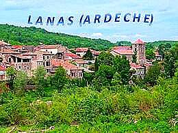 diaporama pps Lanas – Ardèche