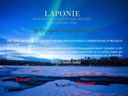 diaporama pps Laponie 66°32′ latitude nord