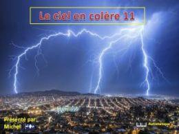 diaporama pps Le ciel en colère 11