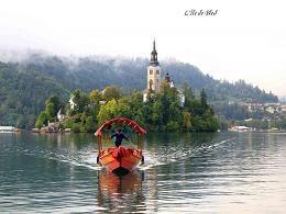 diaporama pps Le lac de Bled