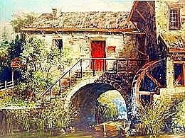 diaporama pps Le murmure des moulins