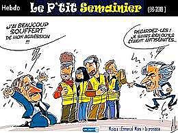 diaporama pps Le p'tit semainier 08 2019
