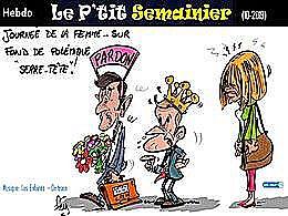 diaporama pps Le p'tit semainier 10 2019