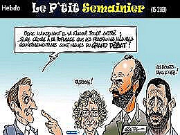 diaporama pps Le p'tit semainier 15 2019