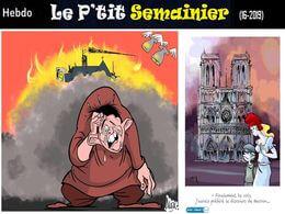 diaporama pps Le p'tit semainier 16 2019