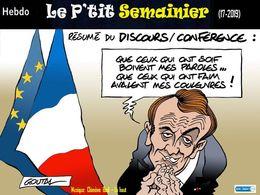 diaporama pps Le p'tit semainier 17 2019