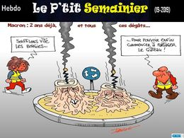 diaporama pps Le p'tit semainier 19 2019