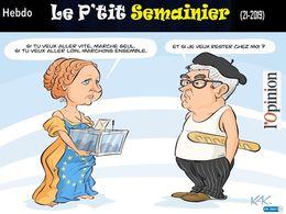 diaporama pps Le p'tit semainier 21 2019
