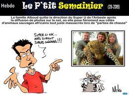 diaporama pps Le p'tit semainier 28 2019