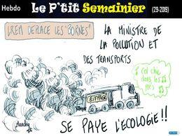 diaporama pps Le p'tit semainier 29 2019