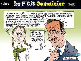 diaporama pps Le p'tit semainier 30 2019
