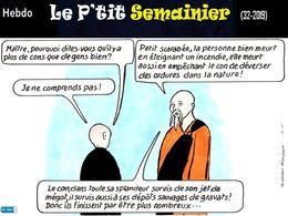 diaporama pps Le p'tit semainier 32