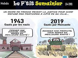 diaporama pps Le p'tit semainier 34 2019