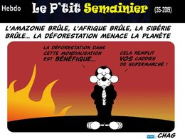 diaporama pps Le p'tit semainier 35 2019