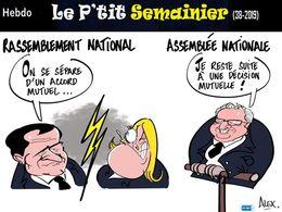 diaporama pps Le p'tit semainier 38 2019