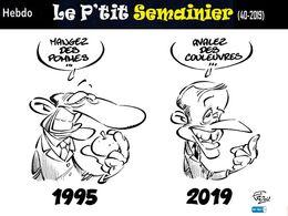 diaporama pps Le p'tit semainier 40 2019