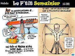 diaporama pps Le p'tit semainier 43 2019