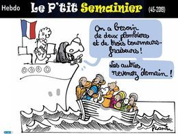 diaporama pps Le p'tit semainier 45 2019