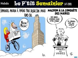 diaporama pps Le p'tit semainier 47 2019