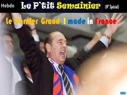 diaporama pps Le p-tit semainier n° spécial