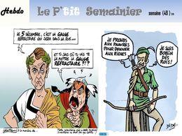 diaporama pps Le p'tit semainier semaine 49 2019
