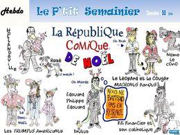diaporama pps Le p'tit semainier semaine 50 2019