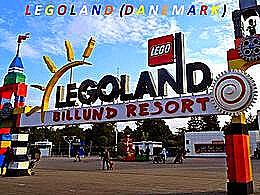 diaporama pps Legoland – Danemark