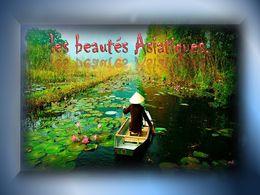 diaporama pps Les beautés asiatiques